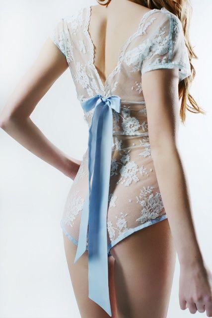 Sonata Opaline Lace Bodysuit
