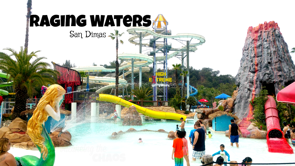 Save On Water Fun For The Family At Raging Waters San Dimas San Dimas Water Fun Water
