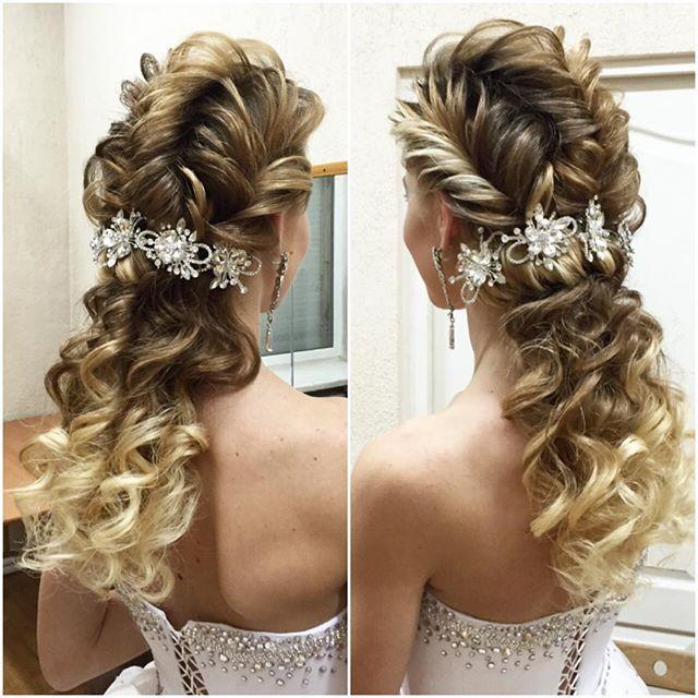 Wedding Hairstyles Instagram: Instagram Photo By @georgiykot Via Ink361.com