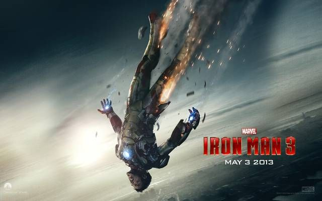 Marvels Iron Man 3 Site is Live!