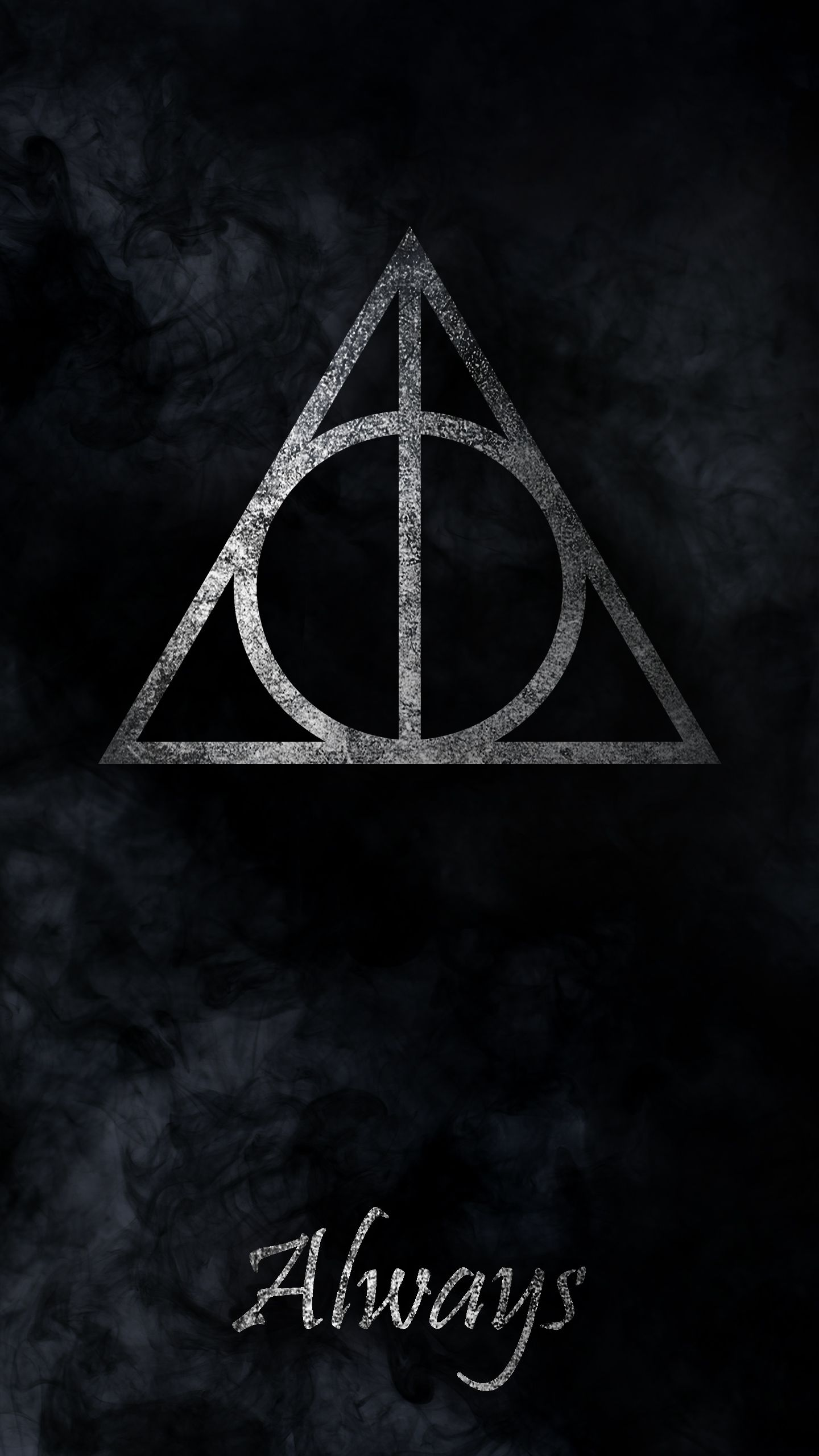 Wallpapers Harry Potter Harry Potter And The Deathly Hallows Phone Wallpaper Wallpapers
