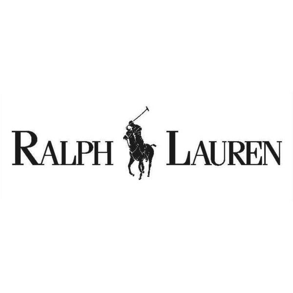 Ralph Lauren Logo Liked On Polyvore Featuring Logo Text Words