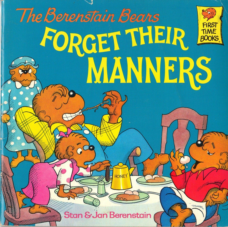 The berenstain bears homework hassle