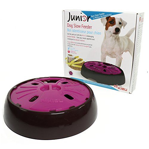 Aïkiou Activity Food Interactive Feeder for Dogs For Sale