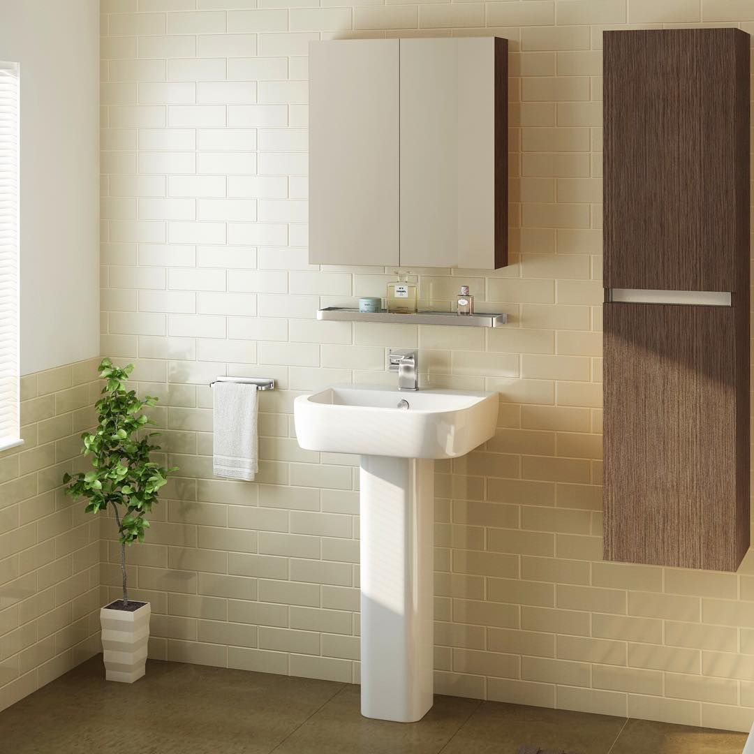 No bathroom is complete without a Pura mirror! The Pura