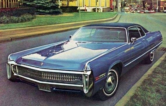 1972 Imperial Lebaron Coupe Chrysler Imperial Chrysler Cars