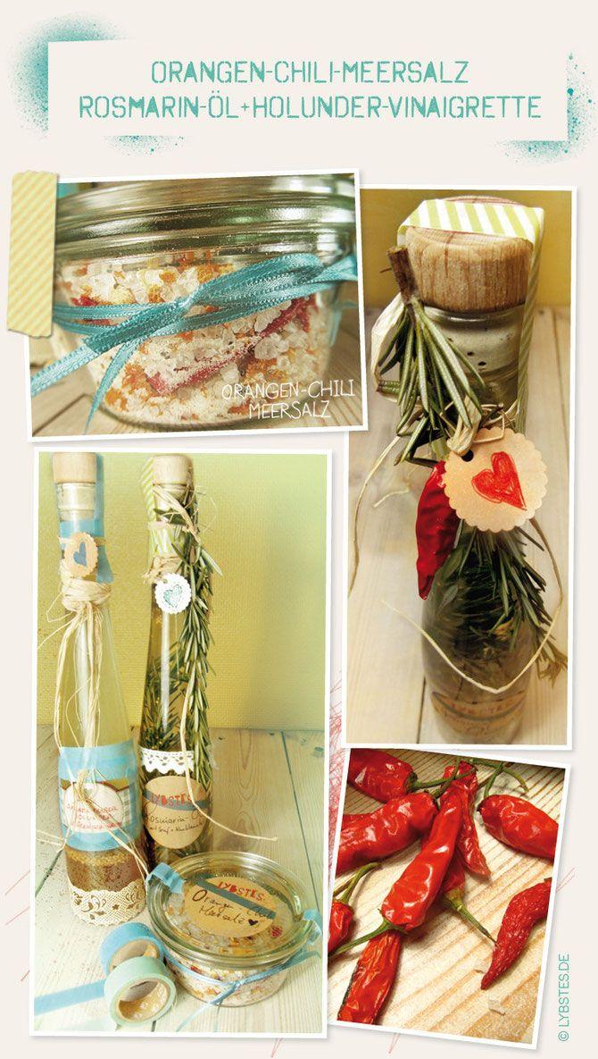 Essbare Geschenke Aus Der Küche Thermomix