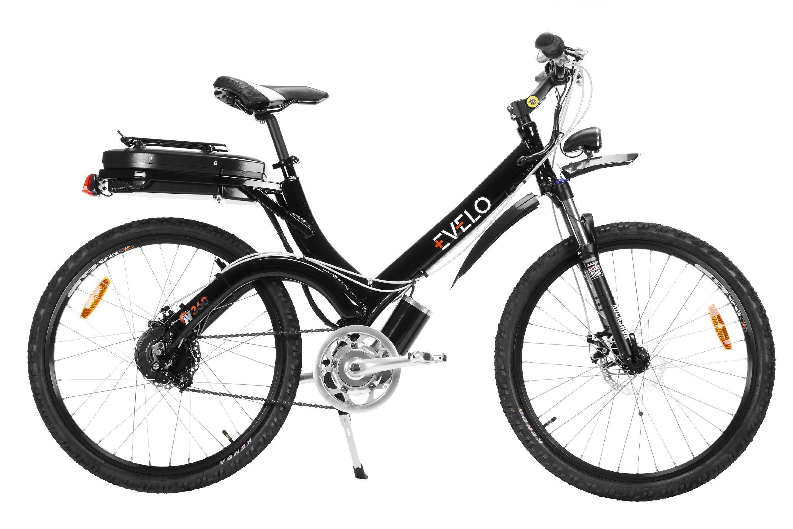 Evelo Aurora Electric Bike With Shimano Alivio 8 Speed