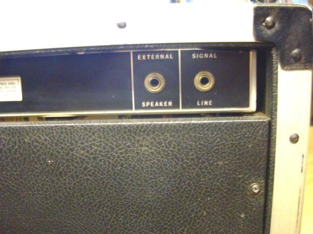 1976 CMI Electronics (Gibson) SG Systems SG-212 Vintage 100