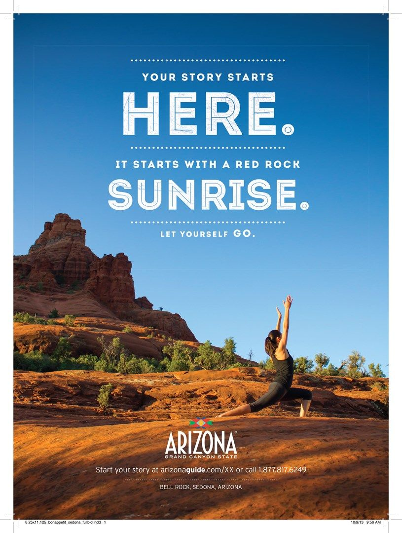 Section 2 Travel Advertisement