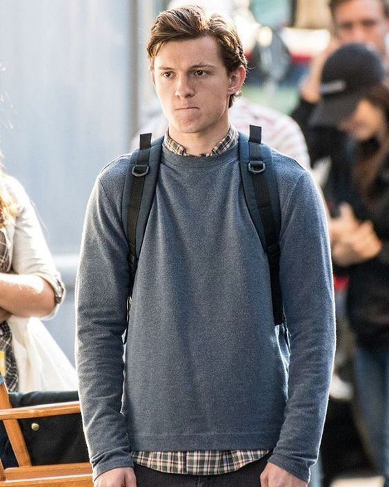 peter parker spiderman homecoming