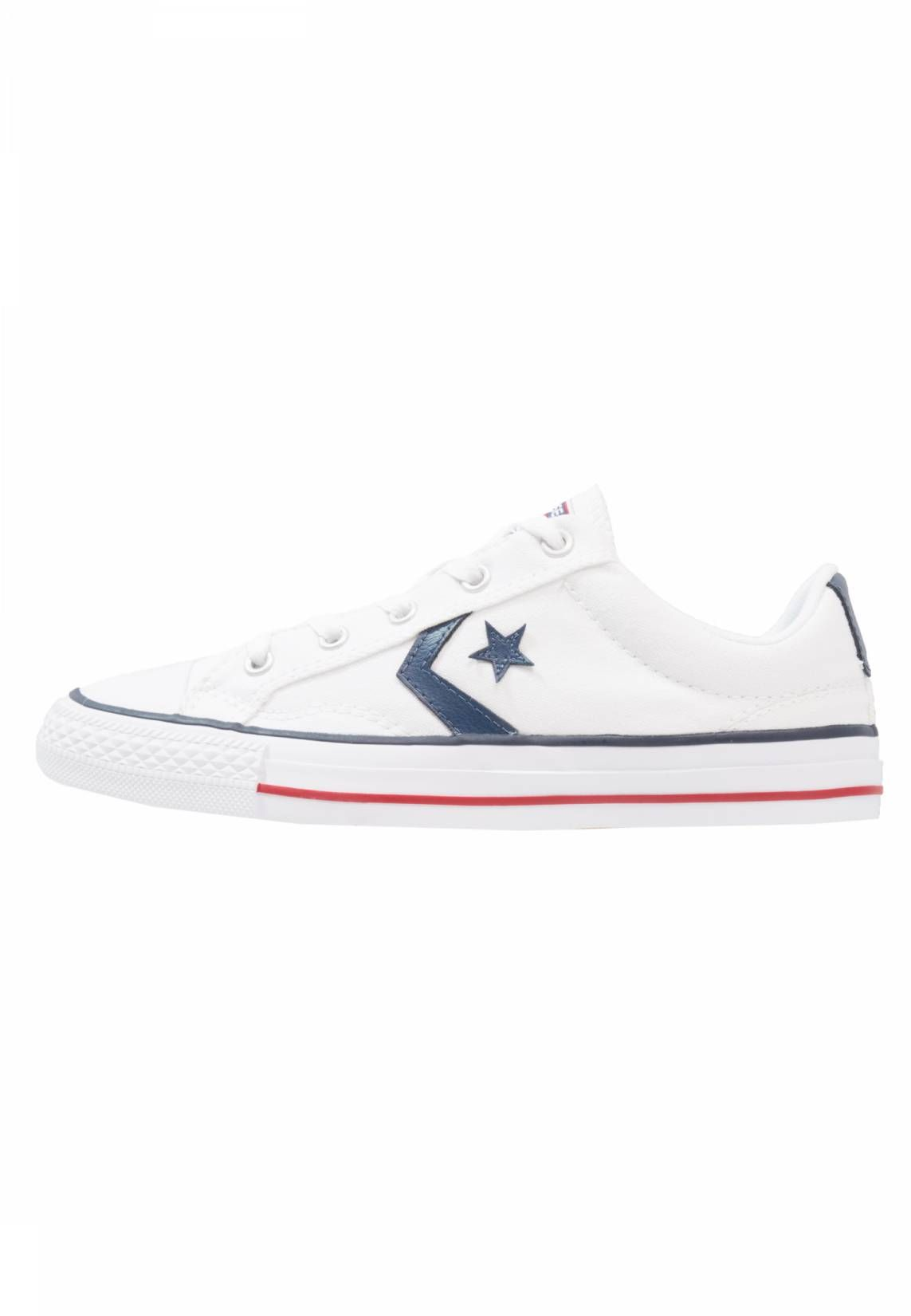 3e8444a5fc8b Converse. STAR PLAYER OX - Sneaker low - white navy. Sohle Kunststoff