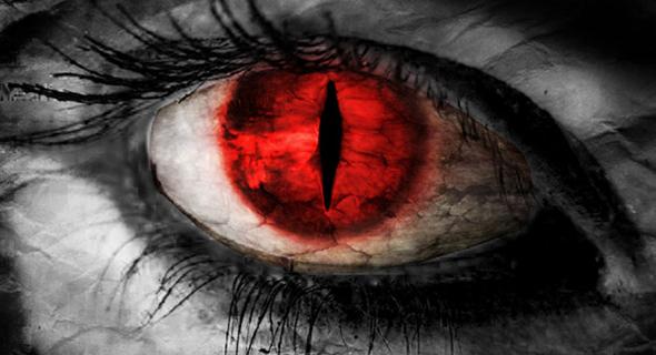 Pengakuan Iblis Saat Maulid Nabi Crazy Eyes Eye Art Gambar Mata