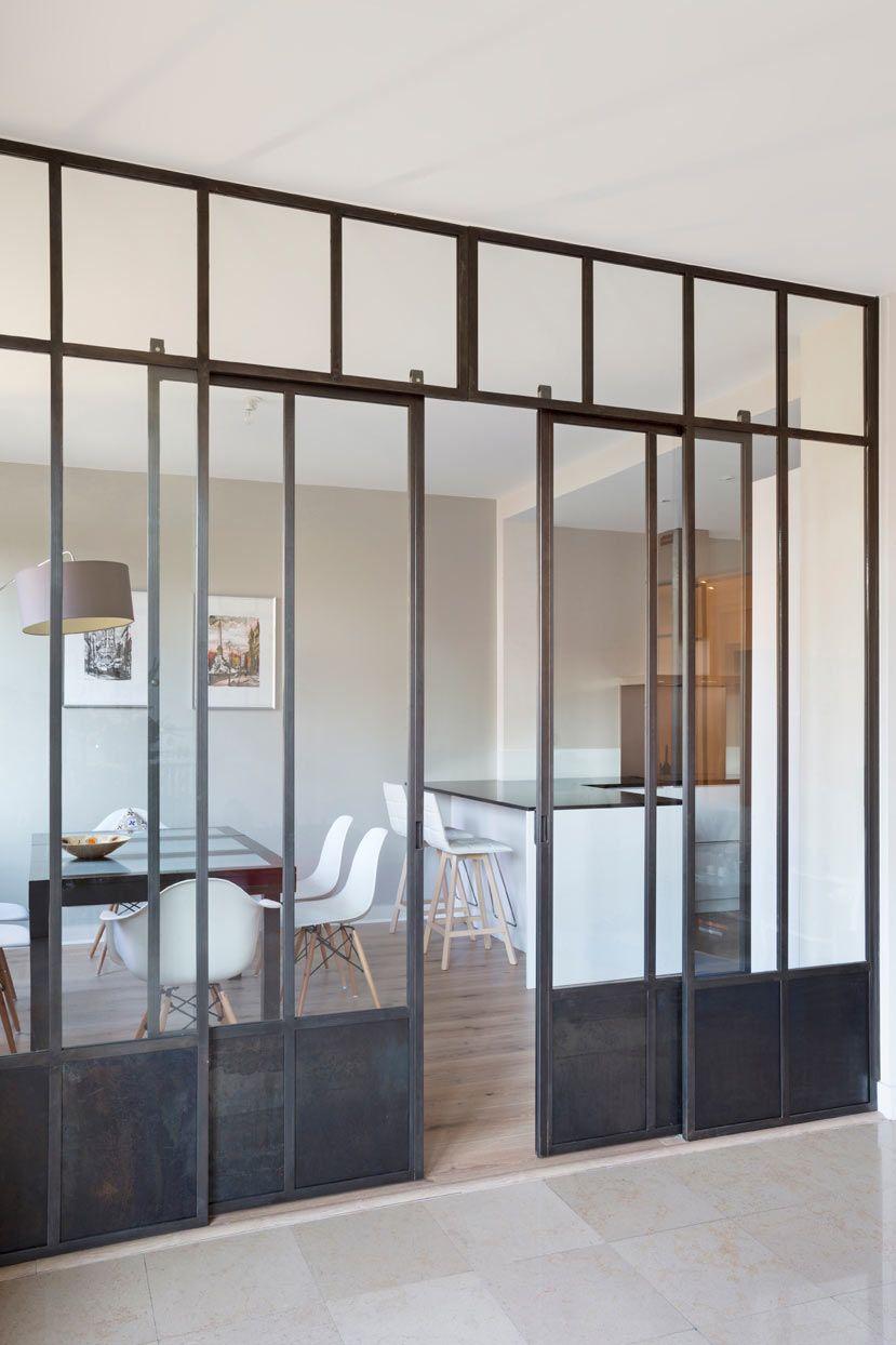 id es d 39 escaliers et de portes pour une d co masculine. Black Bedroom Furniture Sets. Home Design Ideas