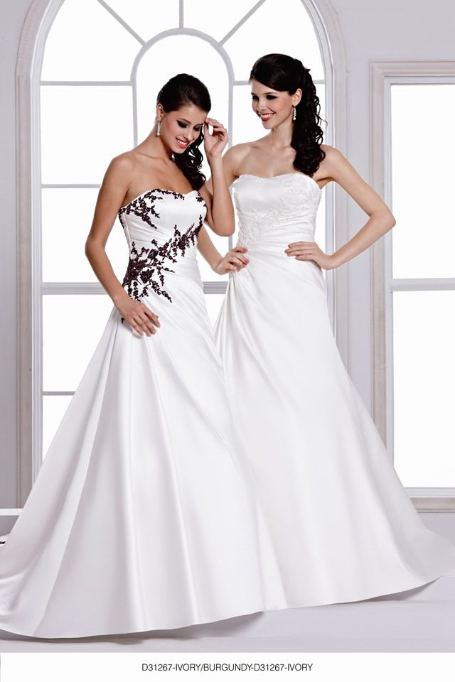 D Zage Wedding Dress Collection