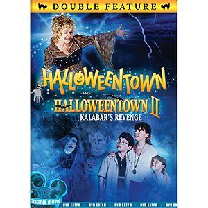 Disney Halloweentown Double Feature DVD | Disney ...