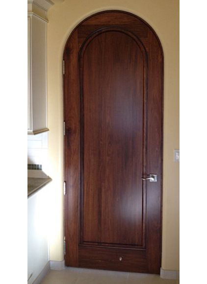Single-Panel Doors Single-panel doors are suitable for and often found in Craftsman