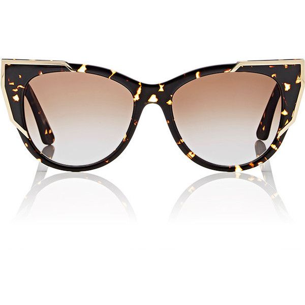 4374488dca7 Thierry Lasry Women s Butterscotchy Sunglasses (710 CAD) ❤ liked on  Polyvore featuring accessories