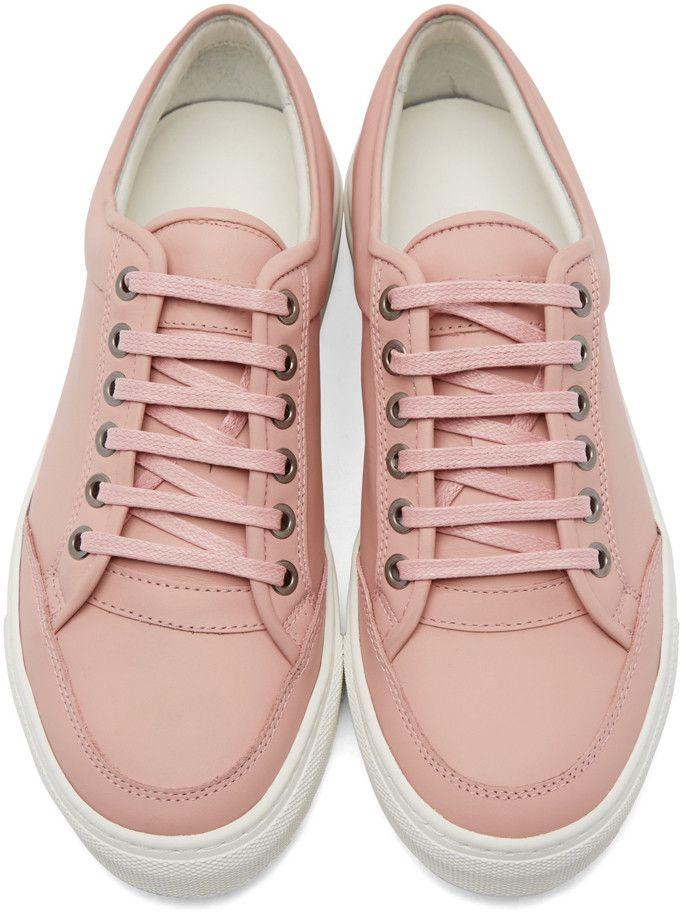 ETQ Amsterdam - Pink Low 2 Sneakers  bdbae23d9
