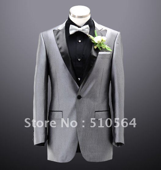Gray Tux Wedding: Gray Tuxedo Wedding On Pinterest