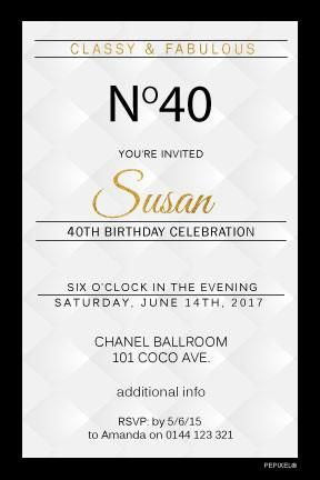 18 birthday invitation, 18th birthday invitation templates, 18th birthday invitations, 21st birthday invitations, 30th birthday invitations, 50th birthday ...