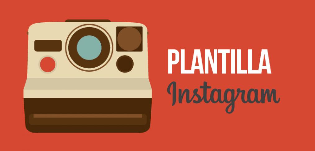 Plantilla para crear informes de un perfil en Instagram | PSD/PNG ...