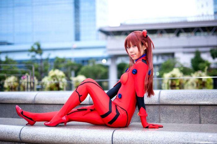 [e-go] Neon Genesis Evangelion: Soryu Asuka Langley - Cosplayers' Cure