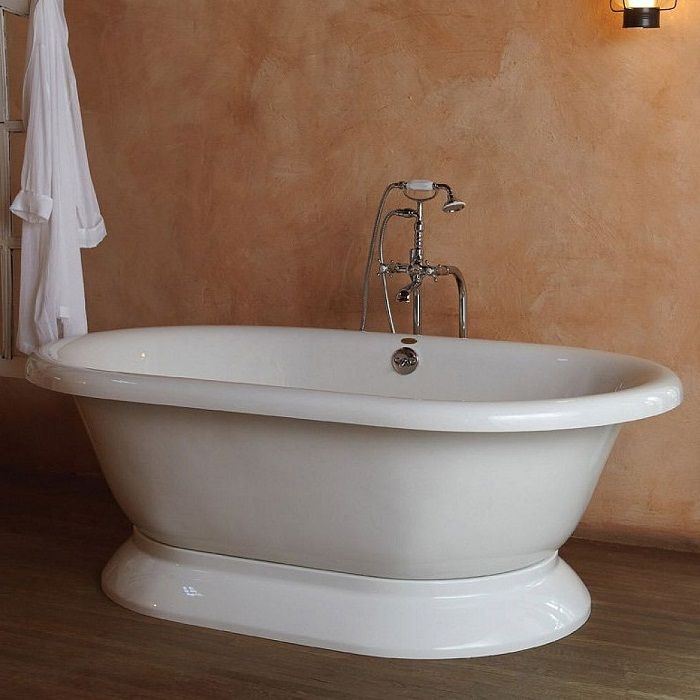 Jacuzzi Era 72 Inch Double Ended Freestanding Tub ~ http ...