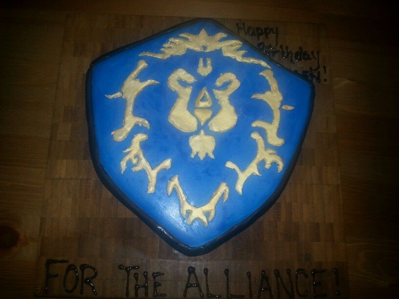 Alliance Shield World Of Warcraft