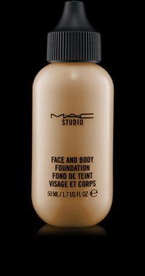 MAC Cosmetics: Studio Face and Body Foundation 50 ml in C4