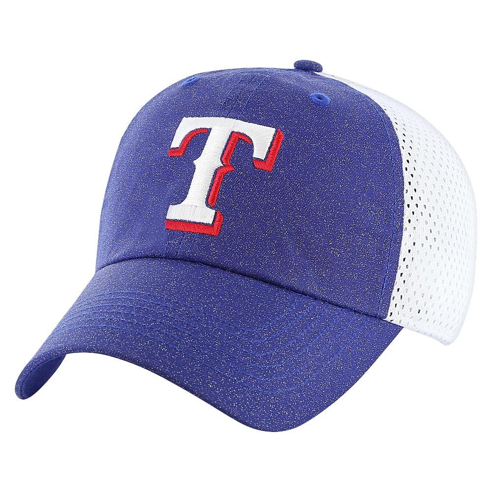 brand new 0de4a 38fe1 Kansas City Royals Fan Favorite Glitter Laner Women s Adjustable Baseball  Cap