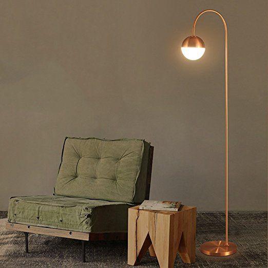 Good thing Lampadaire Lampe de plancher de design nordique LED Salon ...