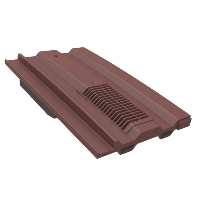 Manthorpe Gtv Mc Mini Castellated Roof Tile Vent Red Grey Terracotta Red Brown Roof Tiles Roof Terracotta