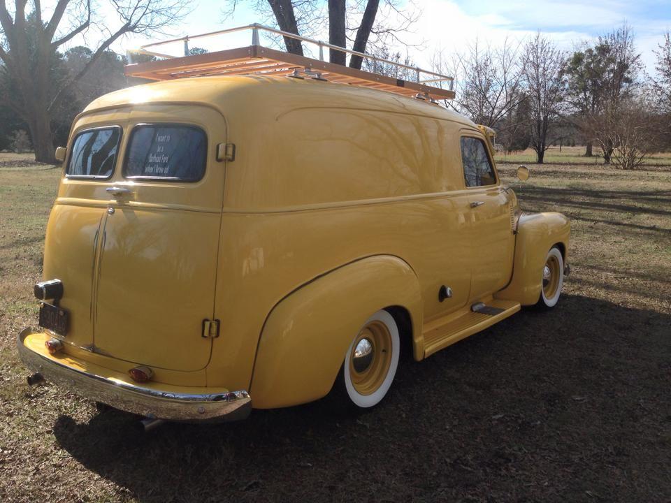 1952 Chevy Panel Truck 3