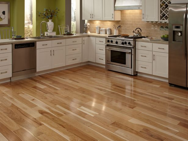 Bellawood Hickory Prefinished Solid Hardwood Is Distinguished By Its  Amazing Color Variation, Superb Graining And