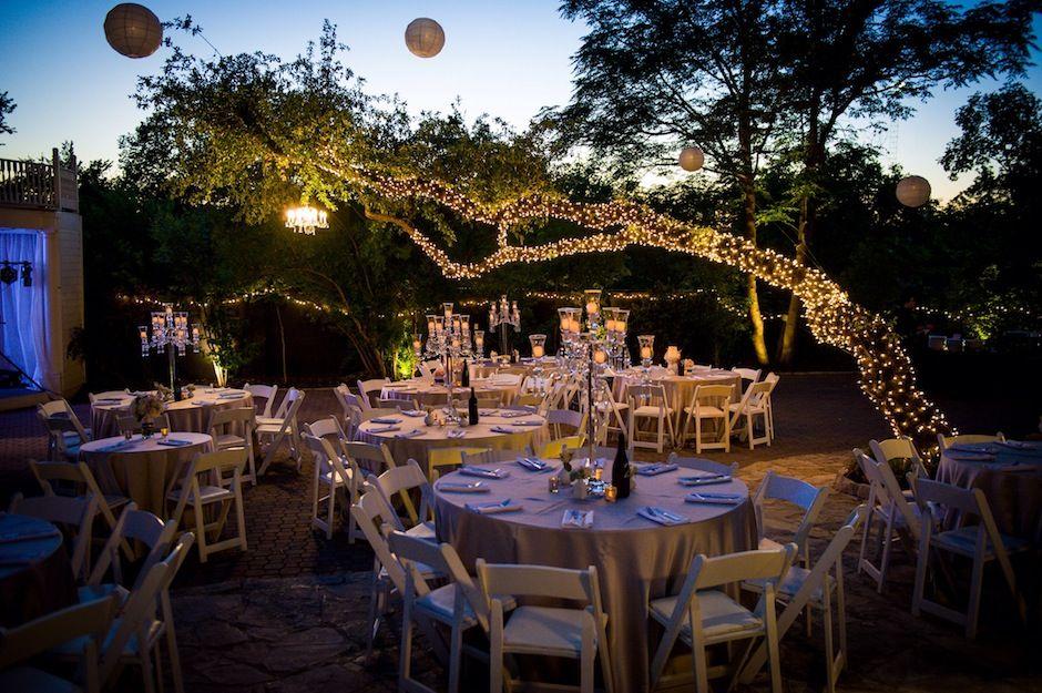 Alan House in Austin Outdoor wedding venues, Outdoor