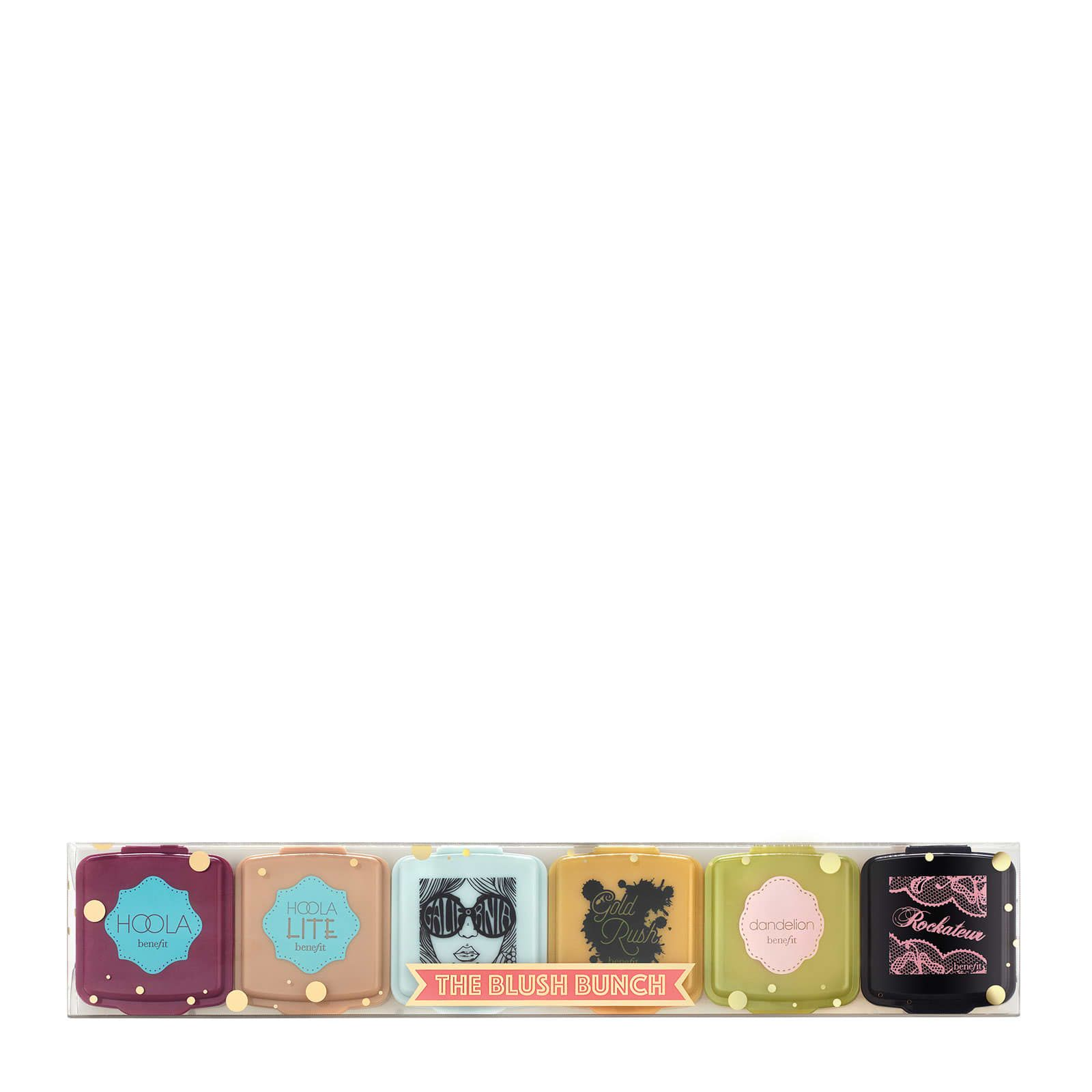 2776c186048 Benefit The Blush Bunch Gift Set£19.50 (could do something similar with  glitter bags