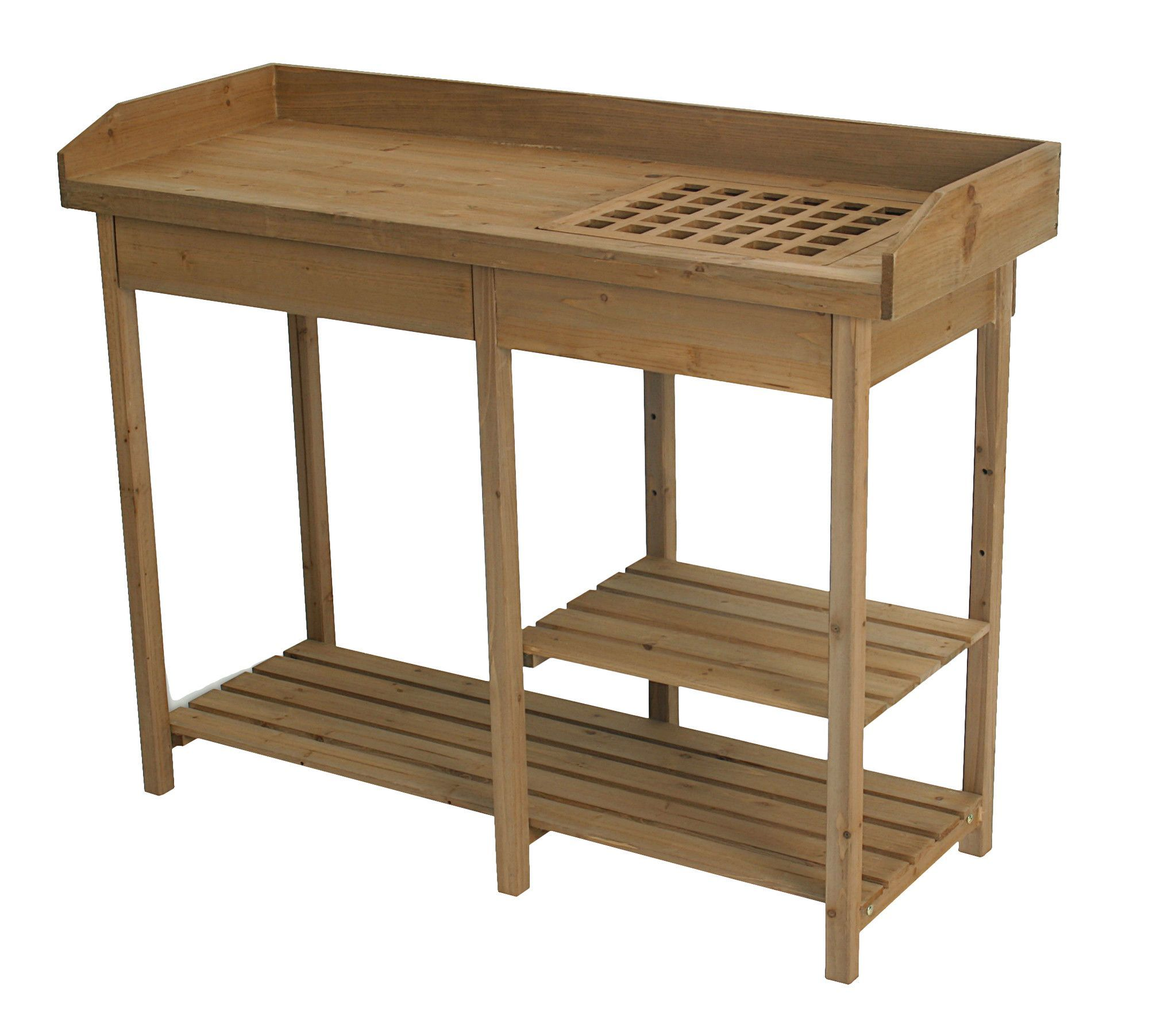 Potting Bench Table