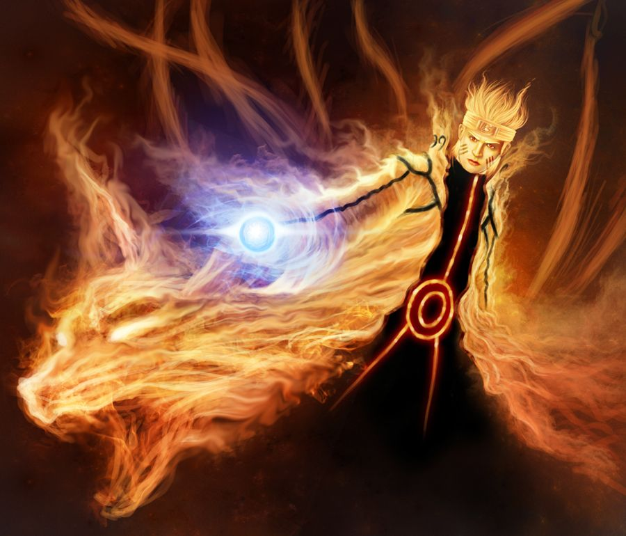 Naruto Will Of Fire By Elder Of The Earth Deviantart Com On