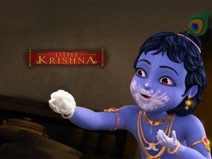 Little Krishna Hd Movie Wallpaper Krishna Janmashtami Little Krishna Happy Janmashtami