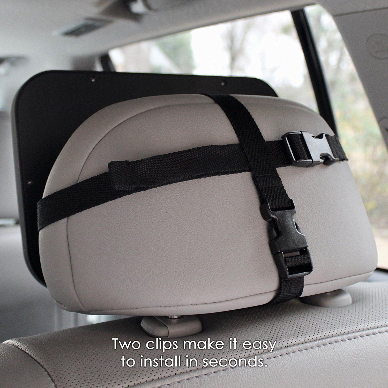 REPEAK Baby Backseat Mirror For Car Wide Convex