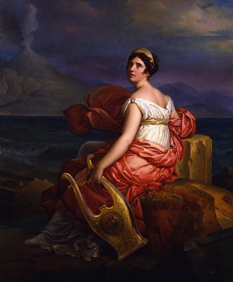 Madame De Stael Ancient Greece Art Art Interesting Art