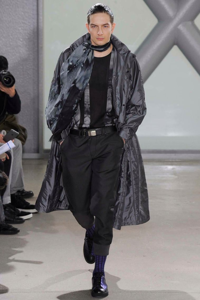 Issey Miyake Fall Winter 15/16  collection