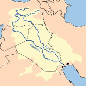 Dating Mapa ng Mesopotamia