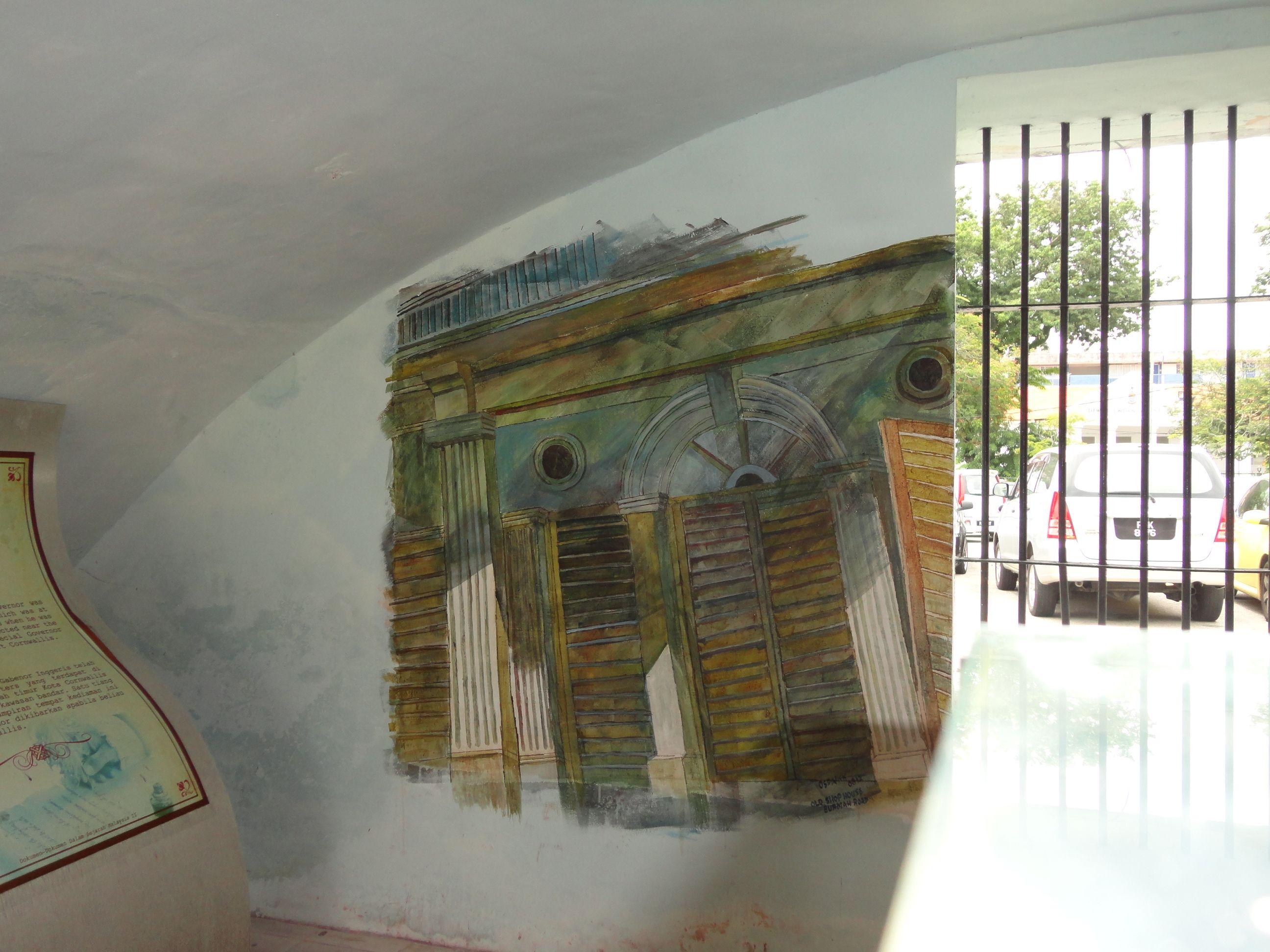 Malaysia street art