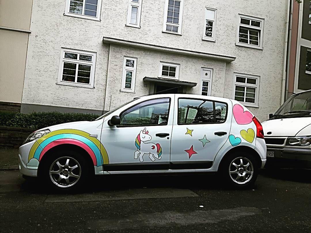 Ich will auch �� Auto #followme #cool #funny #instacool #lustig #einhorn #einhornliebe #einhornauto #Germany #Wuppertal #nrw #auto #autos #cars #Car http://unirazzi.com/ipost/1507887055274741411/?code=BTtF0mjD46j