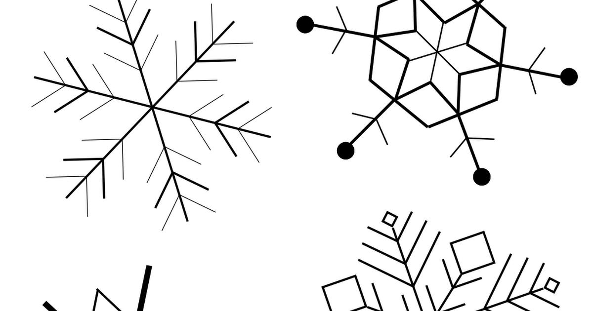 It's Snowing Angles.pdf Snow math activities, Christmas