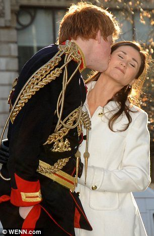 Is prince harry dating pippa
