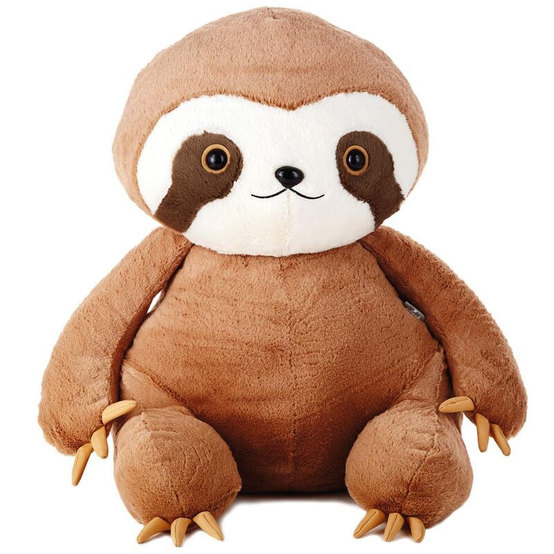 Baby Sloth Giant Stuffed Animal, 30