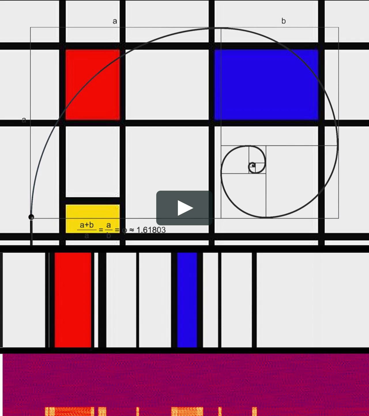 Image Result For Mondrian Golden Ratio